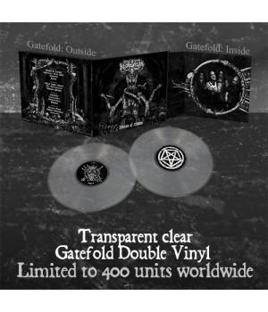 "Виниловая пластинка Necrophobic ""Womb Of Lilithu"" (2LP) Clear"