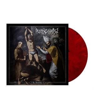 "Виниловая пластинка Rotting Christ ""The Heretics"" (1LP) Red / Black Marbled"