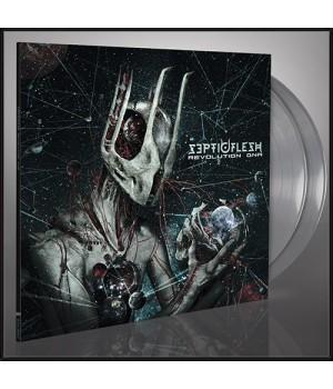 """Виниловая пластинка Septic Flesh """"Revolution DNA"""" (2LP) Silver"""