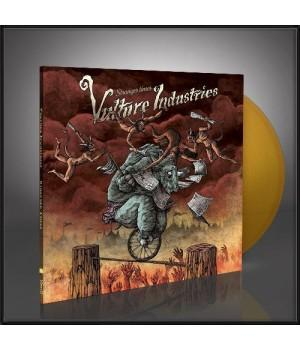 "Виниловая пластинка Vulture Industries ""Stranger Times"" (1LP) Yellow"