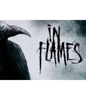 """Магнит """"In Flames"""""""