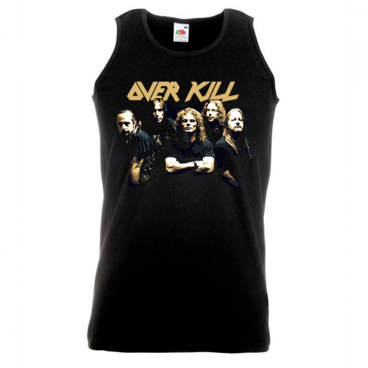 """Майка """"Overkill"""" (12591)"""