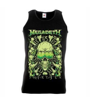 "Майка ""Megadeth"""