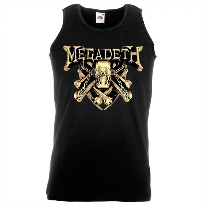 "Майка ""Megadeth"" (584)"
