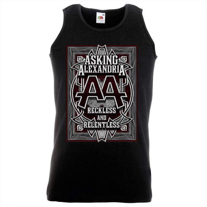 "Майка ""Asking Alexandria"" (600)"