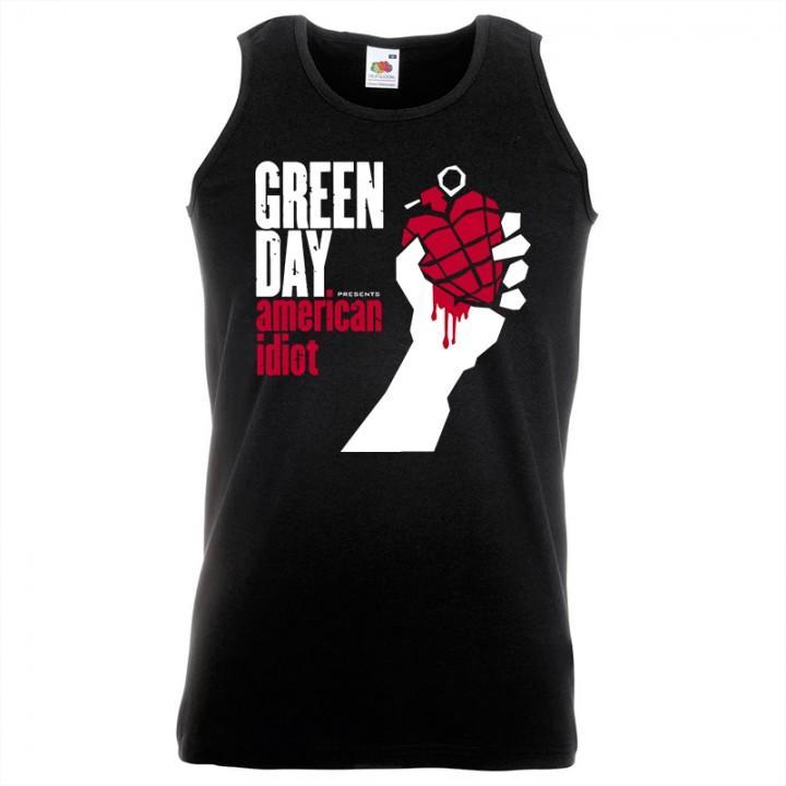 """Майка """"Green Day"""" (579)"""