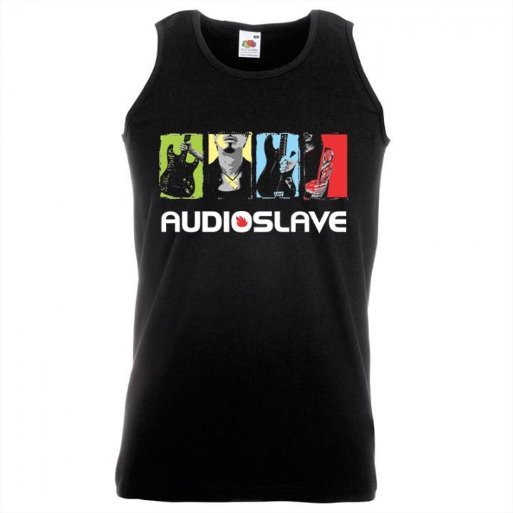 "Майка ""Audioslave"" (634)"