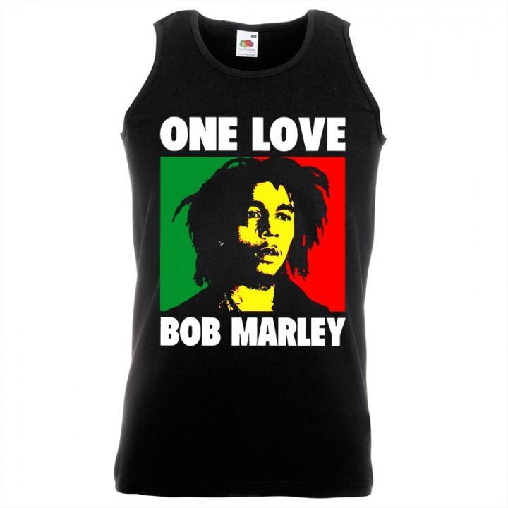 "Майка ""Bob Marley"" (643)"