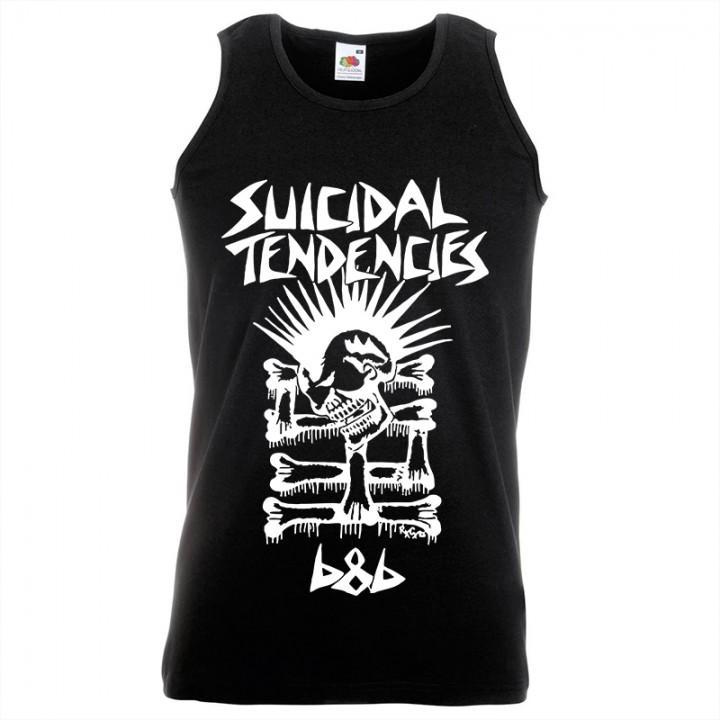 """Майка """"Suicidal Tendencies"""" (683)"""