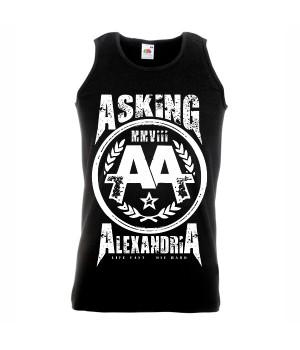 "Майка ""Asking Alexandria"""