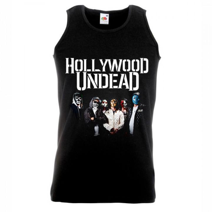 """Майка """"Hollywood Undead"""" (12687)"""