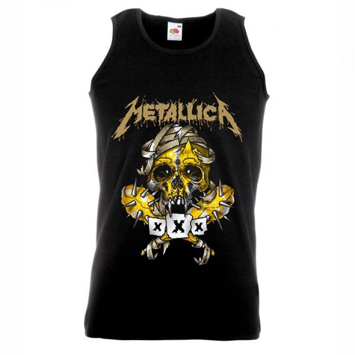 """Майка """"Metallica"""" (12772)"""