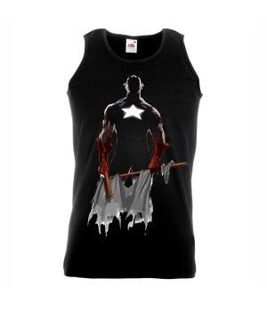 """Майка """"Captain America (Капитан Америка)"""""""