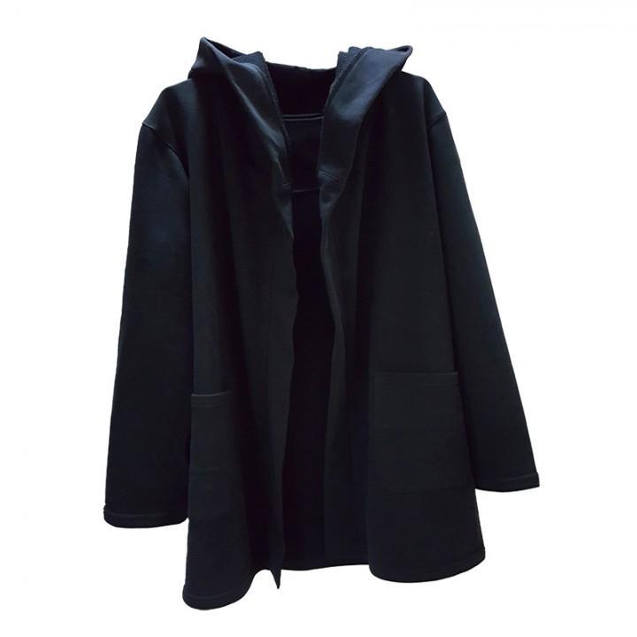 Мантия кочевняя черная (897)