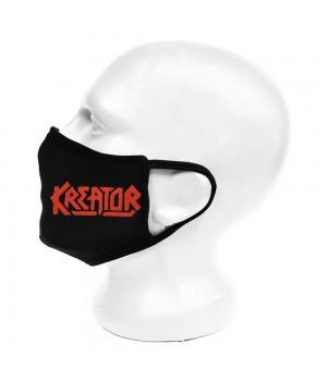 """Маска для лица с принтом """"Kreator"""""""