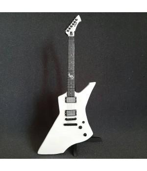"""Гитара миниатюрная """"ESP Snakebyte (Metallica)"""""""