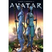 "Постер ""Avatar (Аватар)"""