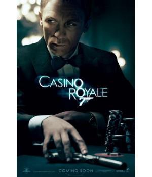 "Постер ""James Bond 007 (Джеймс Бонд)"""