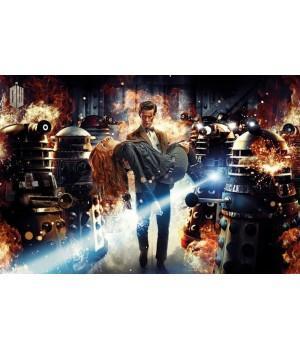 "Постер ""Doctor Who (Доктор Кто)"""
