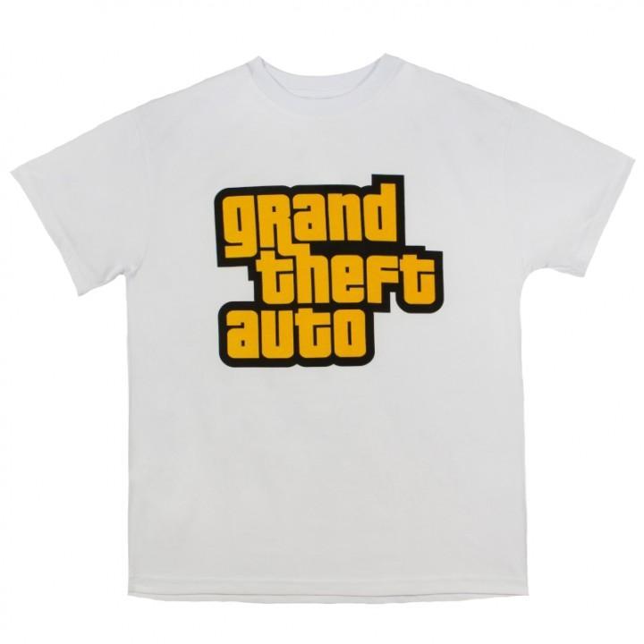 """Футболка """"Grand Theft Auto"""" (288)"""