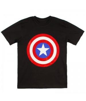 "Футболка ""Captain America (Капитан Америка)"""