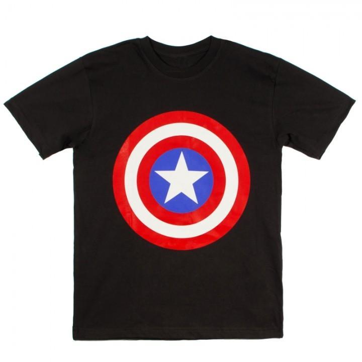 "Футболка ""Captain America (Капитан Америка)"" (290)"