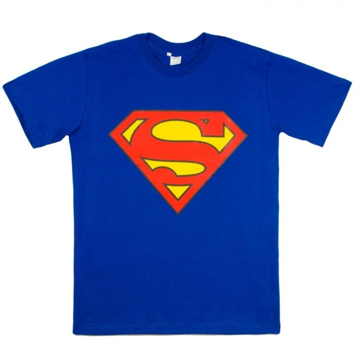 "Футболка ""Superman (Супермен)"" (281)"