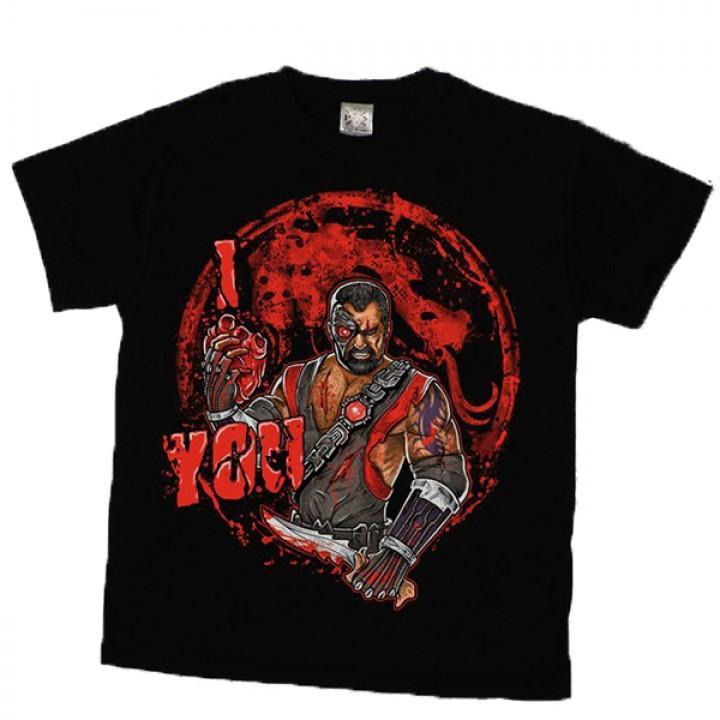 "Футболка ""Mortal Kombat"" (301)"