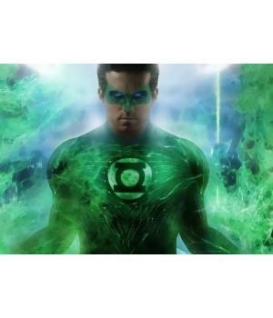 "Магнит ""The Green Lantern (Зеленый фонарь)"""