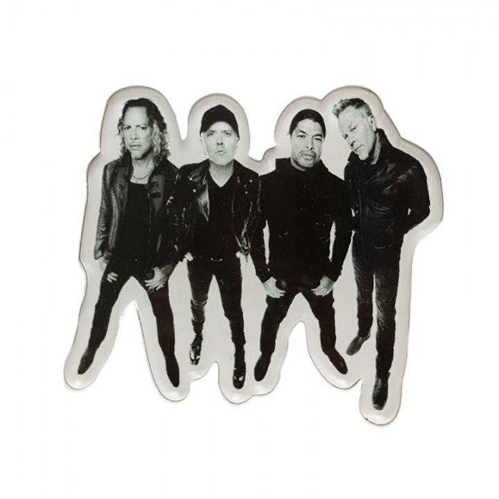 """Магнит """"Metallica"""" (1395)"""