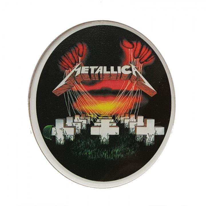 """Магнит """"Metallica"""" (1399)"""
