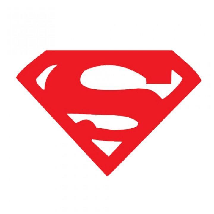 "Наклейка ""Супермен"""
