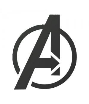 """Наклейка """"The Avengers (Мстители)"""""""