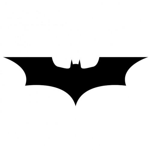"""Наклейка """"Batman (Бэтмен)"""""""