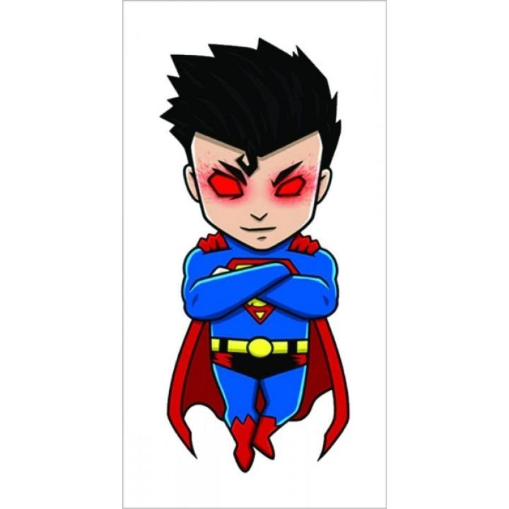 "Наклейка ""Superman (Супермен)"""