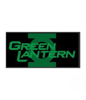 """Нашивка """"The Green Lantern (Зеленый Фонарь)"""""""