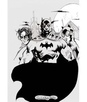 """Открытка """"Batman (Бэтмен)"""""""