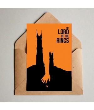 """Открытка """"The Lord of the Rings (Властелин колец)"""""""