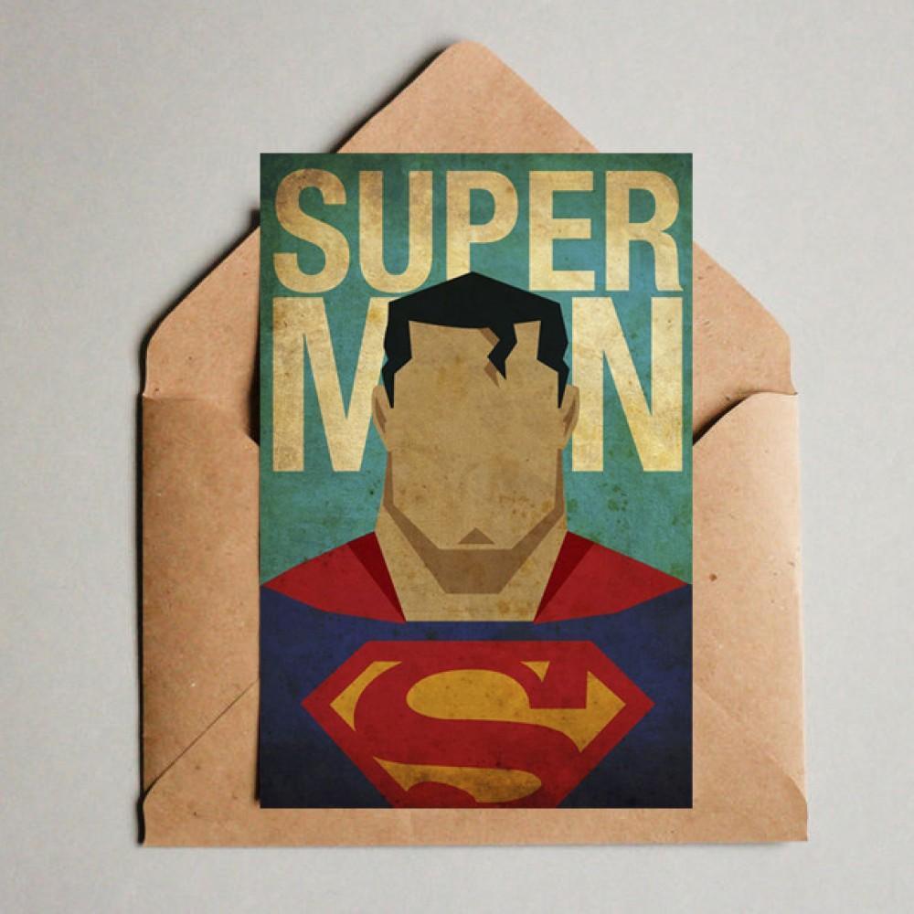 Открытка супермен своими руками, флот картинки винни