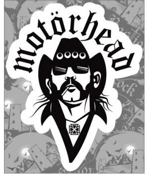 """Виниловая наклейка """"Motorhead"""""""