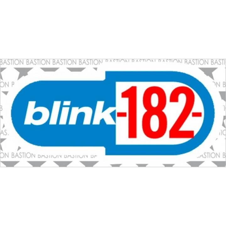 """Виниловая наклейка """"Blink-182"""" (5403)"""