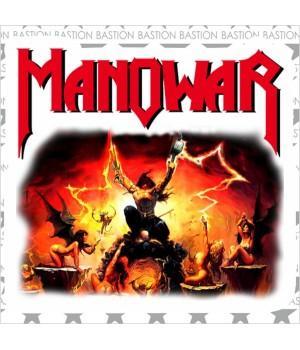 """Виниловая наклейка """"Manowar"""""""
