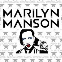 """Виниловая наклейка """"Marilyn Manson"""""""