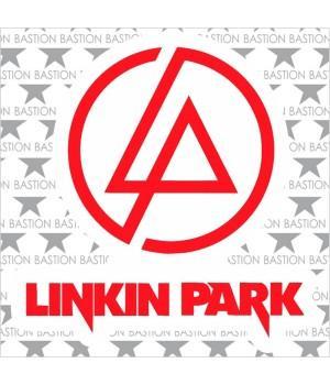 """Виниловая наклейка """"Linkin Park"""""""