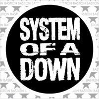 """Виниловая наклейка """"System Of A Down"""""""