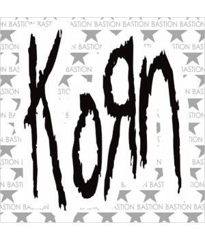 """Виниловая наклейка """"Korn"""""""