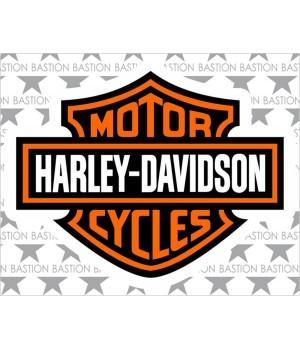"""Виниловая наклейка """"Harley-Davidson"""""""