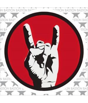 """Виниловая наклейка """"Rock And Roll"""""""