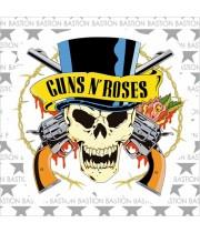 "Виниловая наклейка ""Guns N' Roses"""