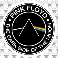 """Виниловая наклейка """"Pink Floyd"""""""